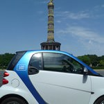 Car2go Smart in Berlin