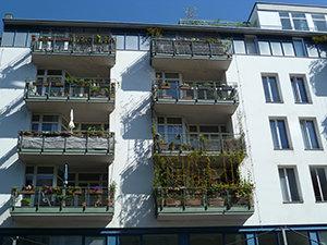 Flat in Berlin Mitte