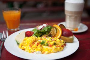 Beakers Breakfast
