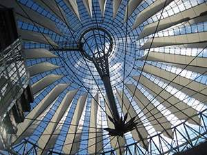 Sony Center Berlin Potsdamer Platz