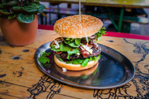 Berlin Burger International all BBQ