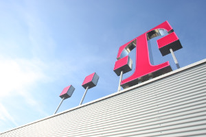 Logo Deutsche Telekom new