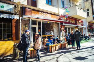 Cafe Espera Berlin Neukölln
