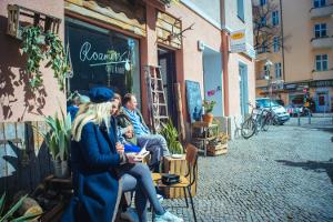 Roamers Cafe Berlin Neukölln