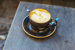 Coffee at Roamers Cafe Berlin Neukölln