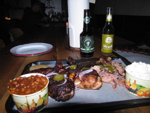 chicago williams bbq berlin platter