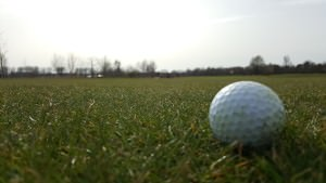 Golfing in Pankow Berlin