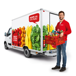 REWE delivery service