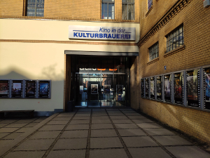 Kulturbrauerei Cinema