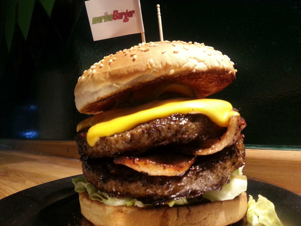 Burger at Marienburger