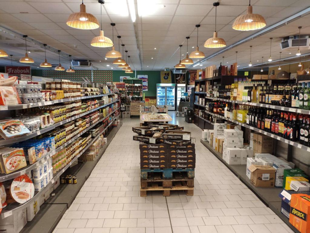 Centro Berlin Supermarket