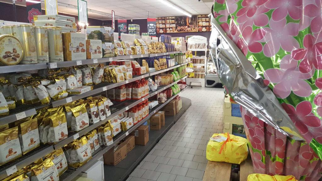 Groceries in Berlin