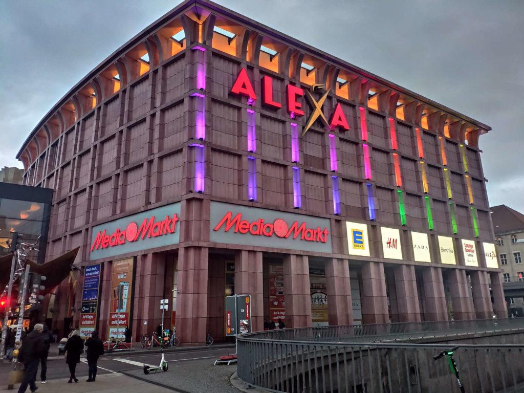 Shopping Alexa