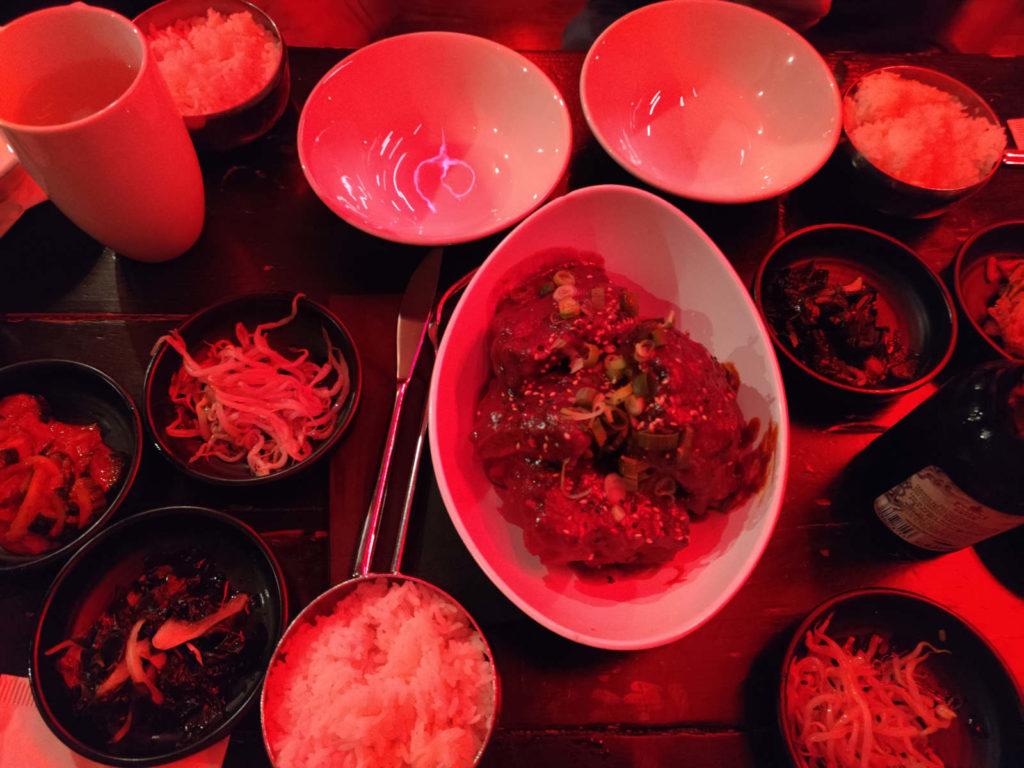 Ribs Kimchi Princess